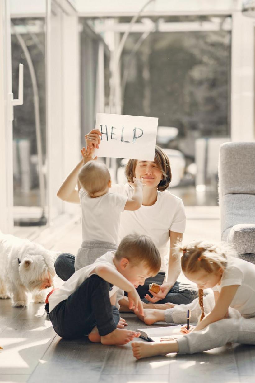 Эмоциональное выгорание у родителей: где искать ресурсы?