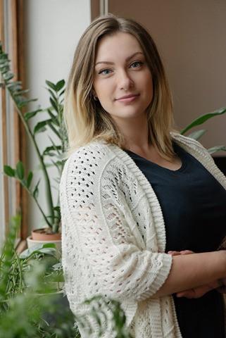 Марина Сикорская - мама двоих детей, врач, автор статей