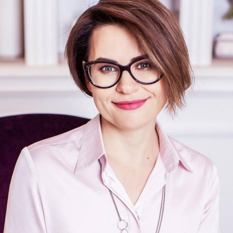 Юлия Ярмоленко - секс-педагог