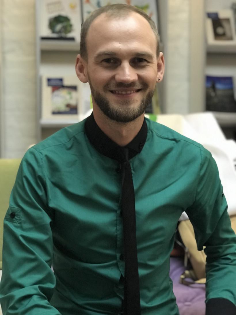 Александр Жук - учитель года