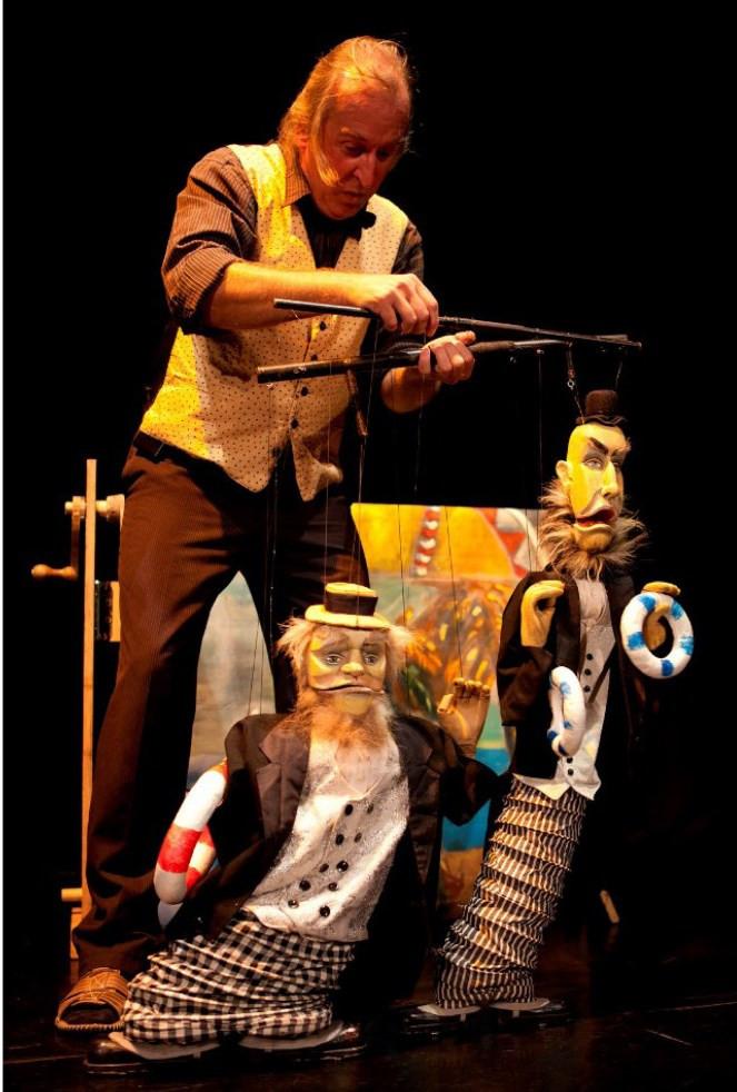 Театр марионеток Вангели