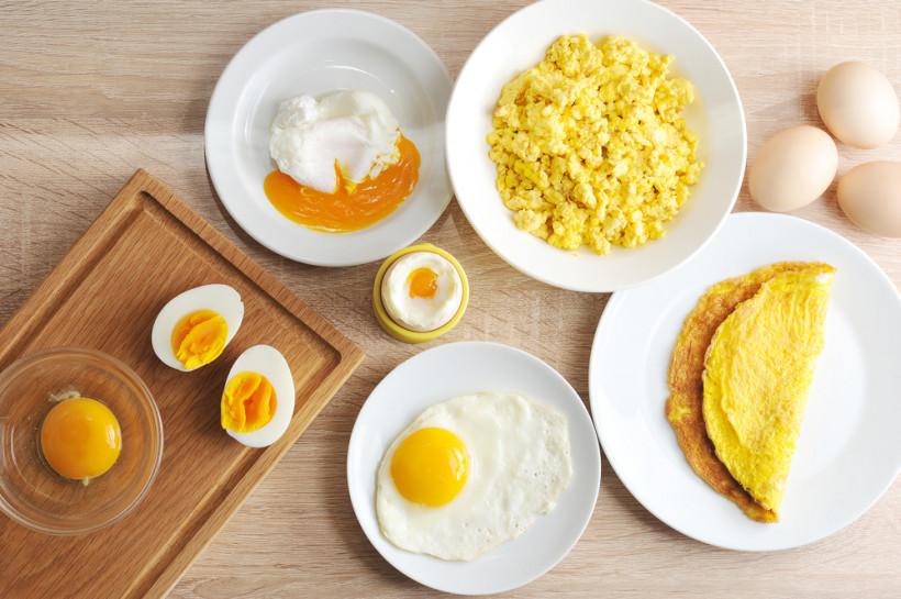польза яиц для сердца