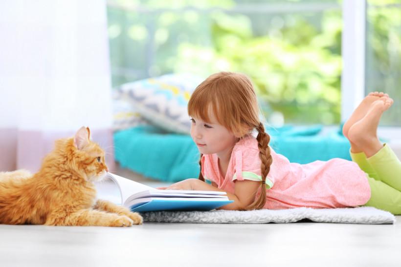 как заставить детей читать