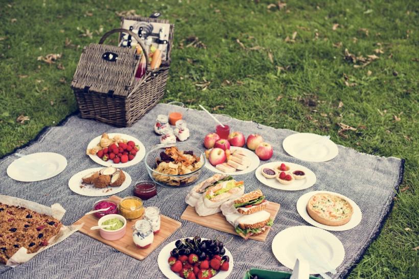 полезные блюда на пикник