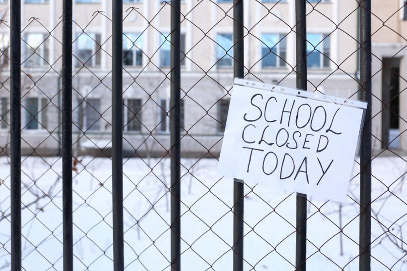 какие школы киева на карантине январь 2019