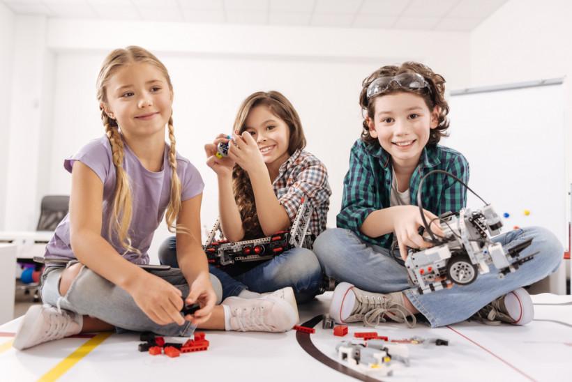 девочки в науке