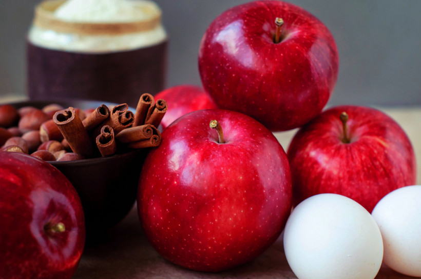 польза яблок