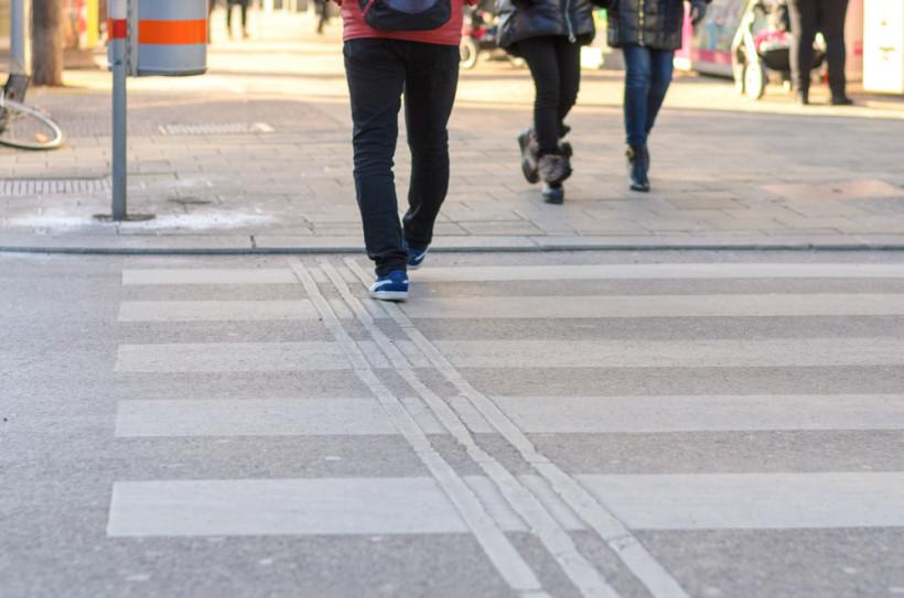 правила для пешеходов