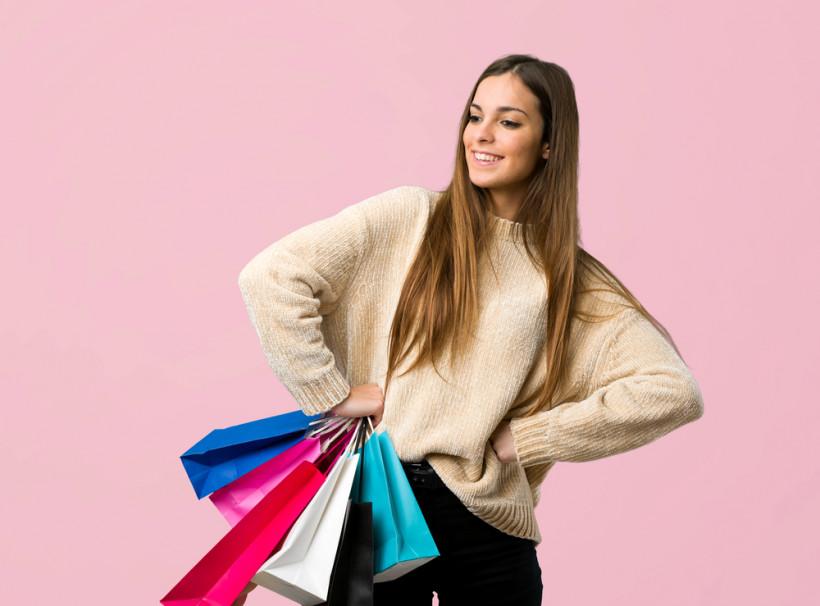 шоппинг перед 8 марта