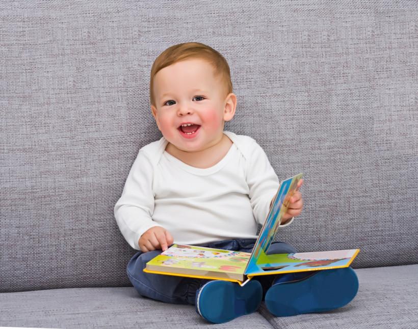 книги для детей от 6 месяцев