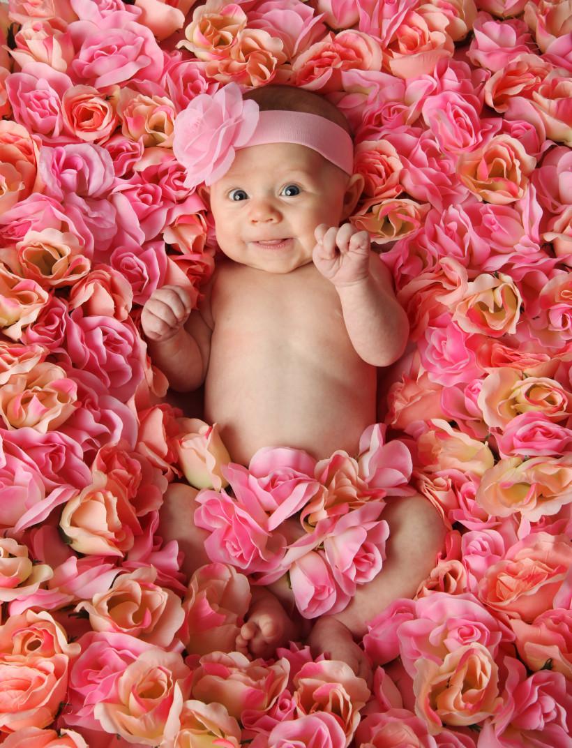 Красивые имена для девочек: цветочные мотивы и их вариации - Семья