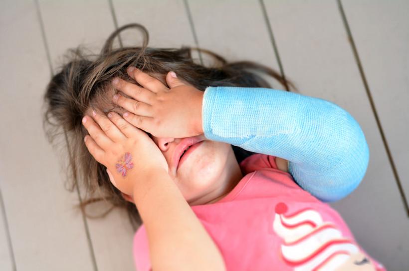 что делать при травме глаза у ребенка