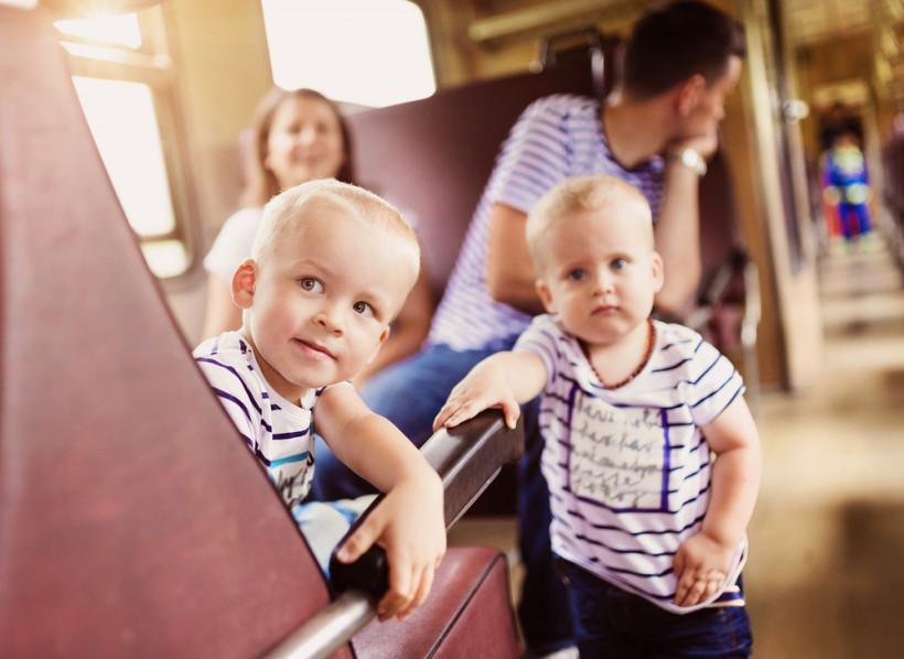 Поехали: путешествуем с детьми на поезде - главные правила приключения