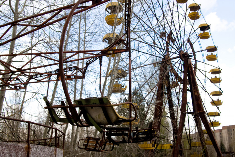 чернобыльская авария