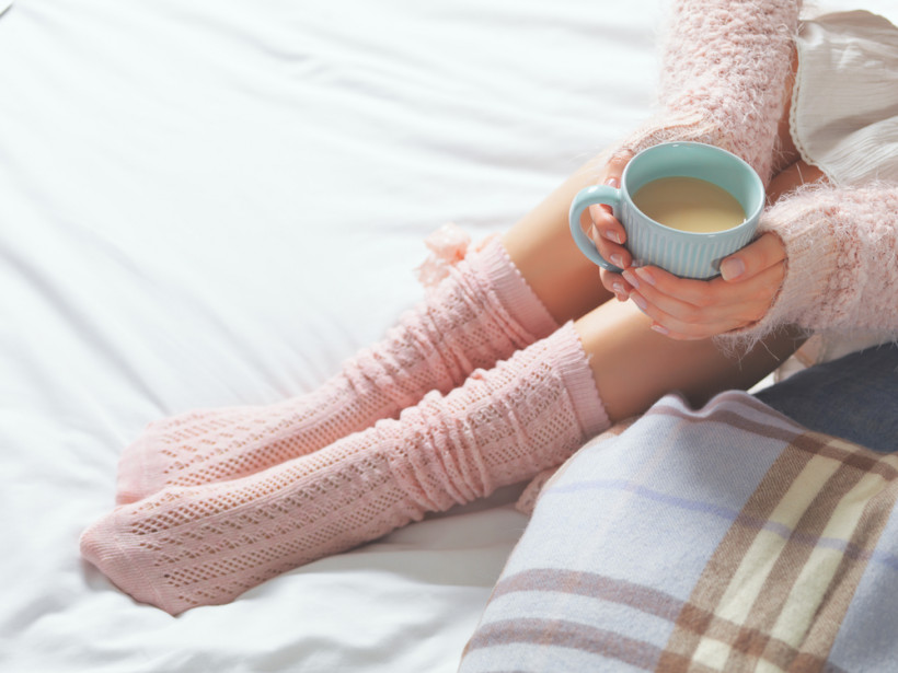 холодные ноги все время мерзнут