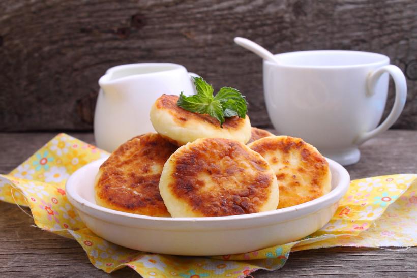 рецепты сырников