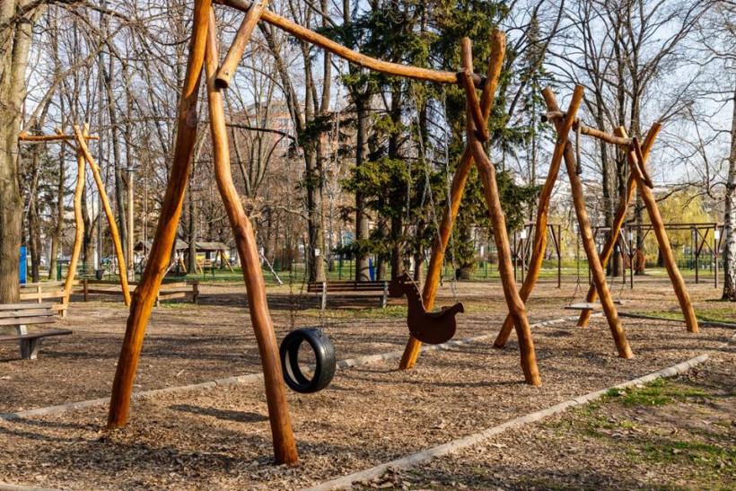 парк діти