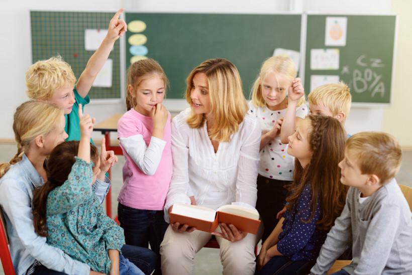 учитель учні