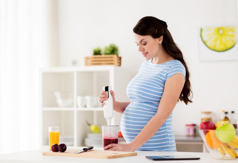 вагітна смузі