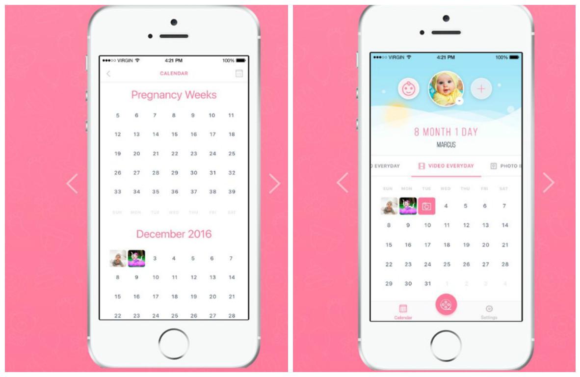 новое приложение для IPhone - MYBABYMY  -