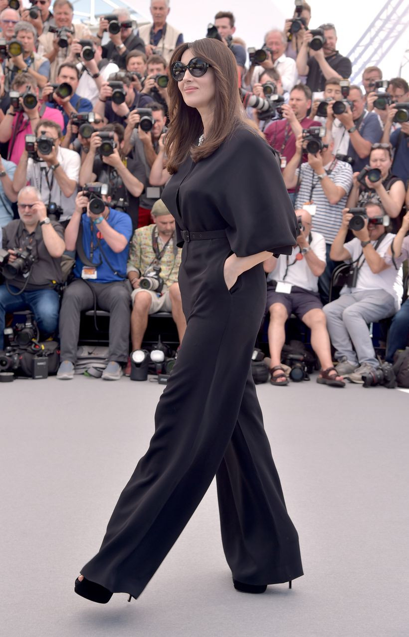 Моника Беллуччи на Каннском кинофестивале