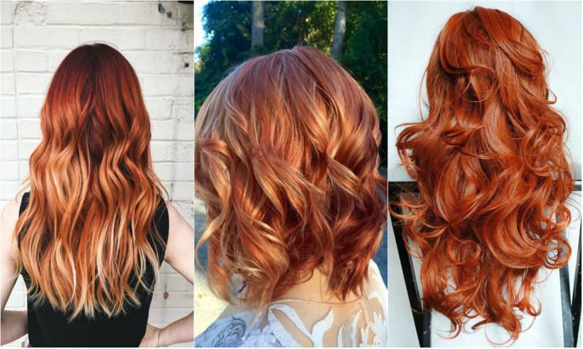 Рыжые волосы