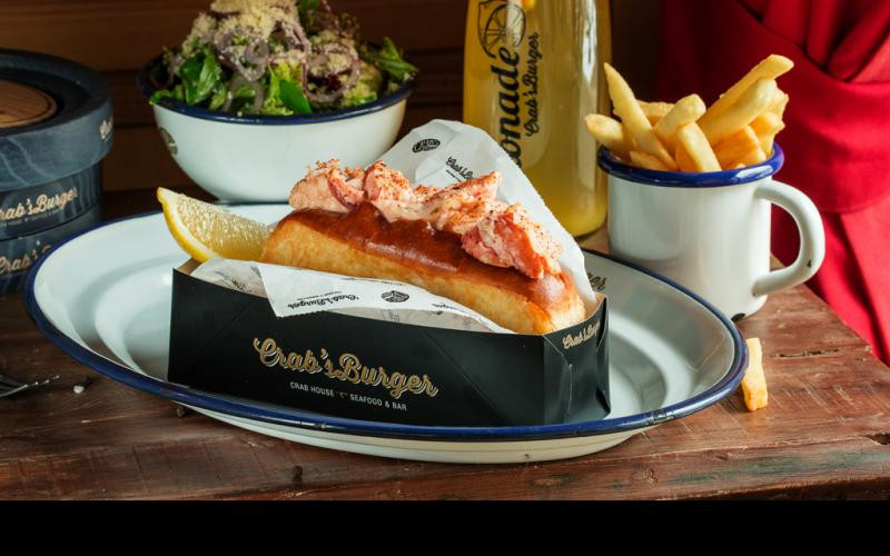 Crab's Burger,