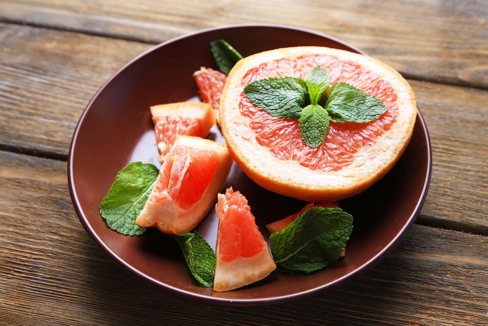 Грейпфрут і інші цитрусові