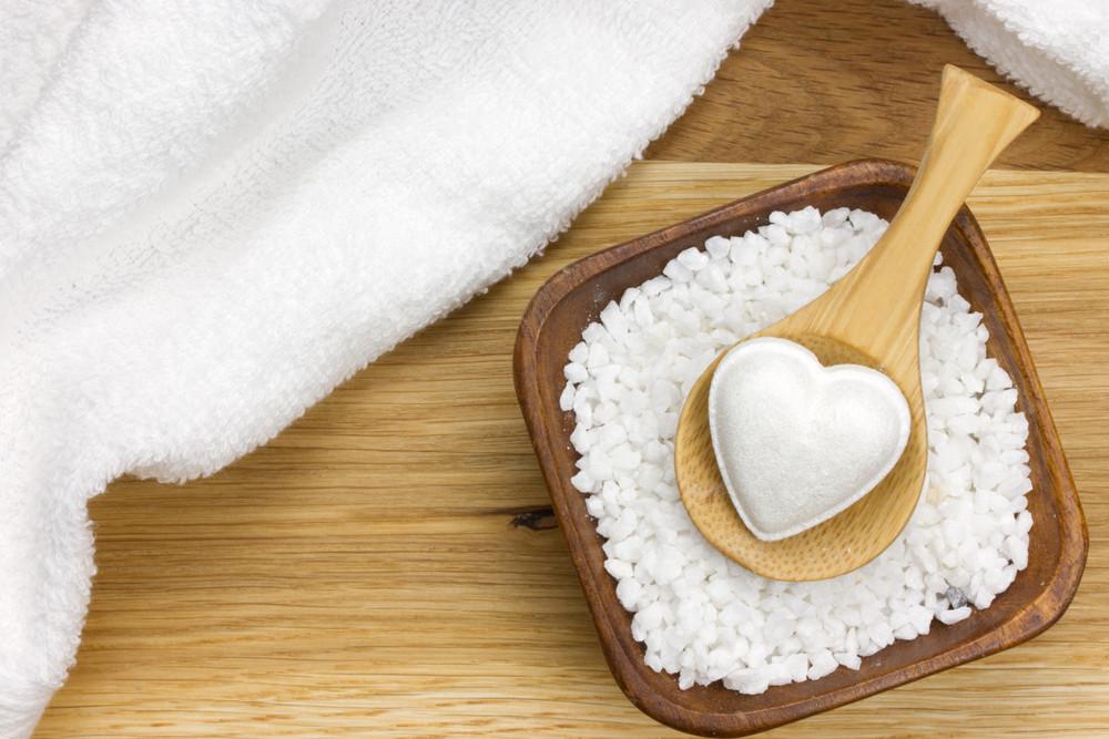 ванна із сіллю