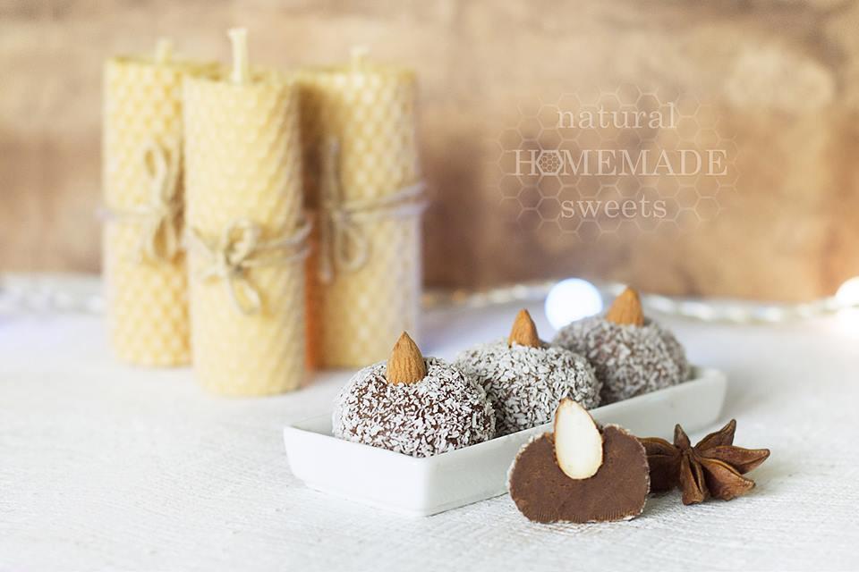 Natural Homemade Sweets–