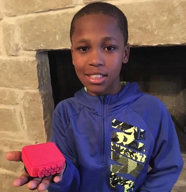 11-річному хлопчикові на ім'я Бішоп Каррі