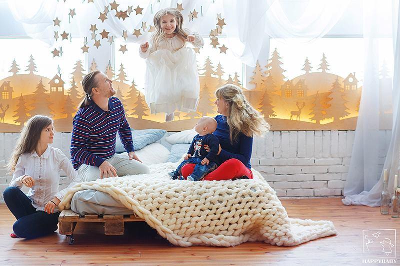 Светлана Панина и Алексей Клепиков - семья