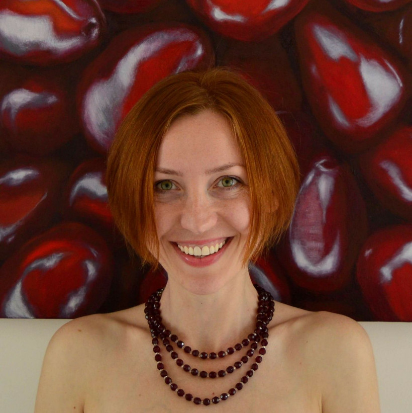 Ольга Бартыш - мама-блогер