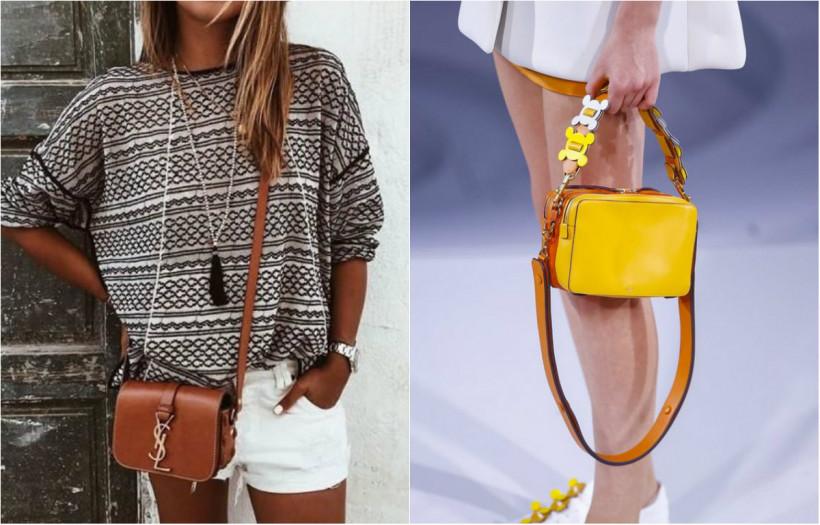 Маленькие летние сумки
