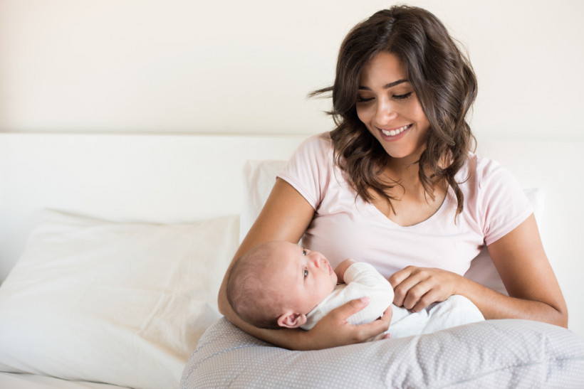 мама з малюком