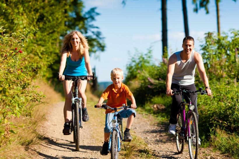 Сімейні велопрогулянки