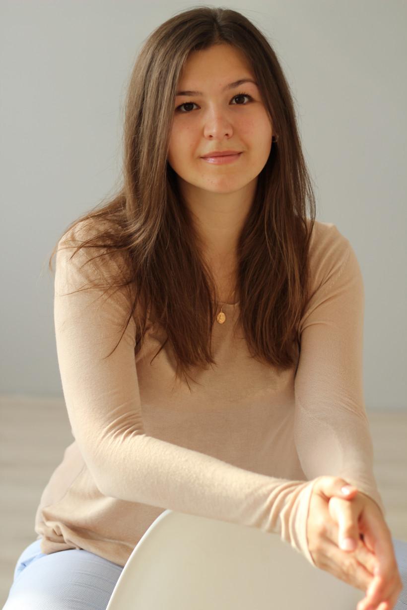 Олеся Марчук - автор книги Преждевременное счастье