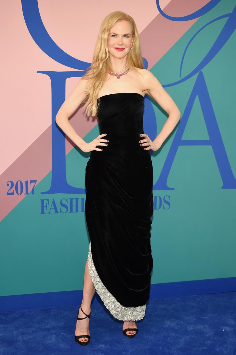 Ніколь Кідман на модному Оскарі