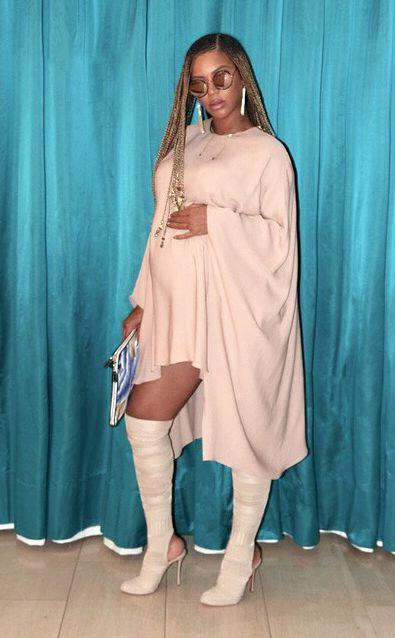 Бейонсе беременные наряды фото