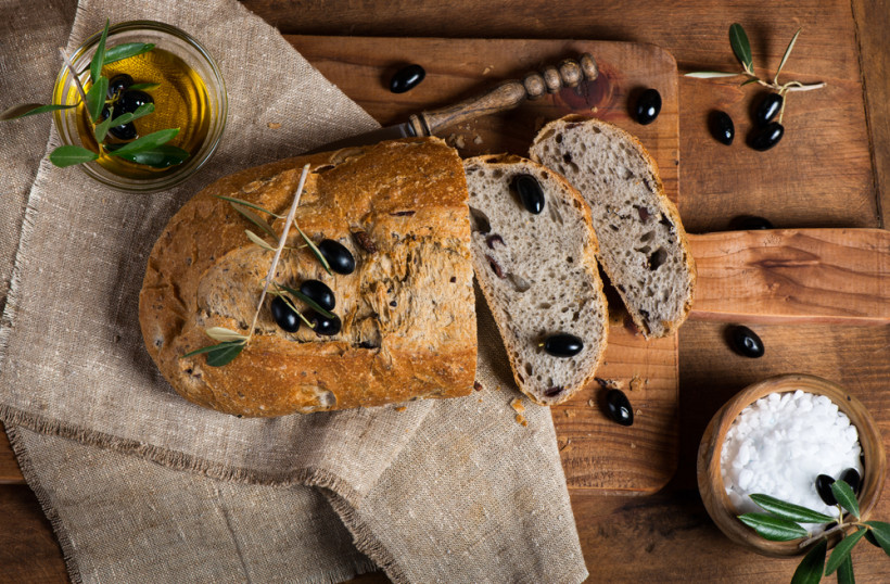 Хлеб из цельного зерна