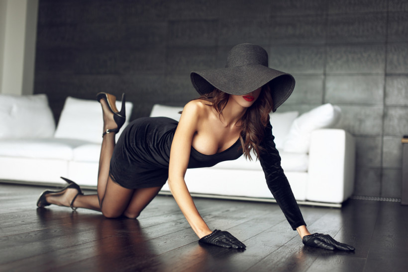 женщина секс