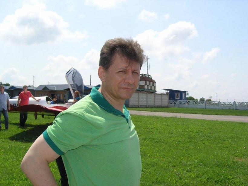 Михайло Войчук - диктор, актер дубляжа