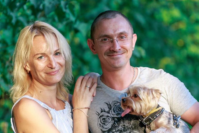 Михайло і Ольга
