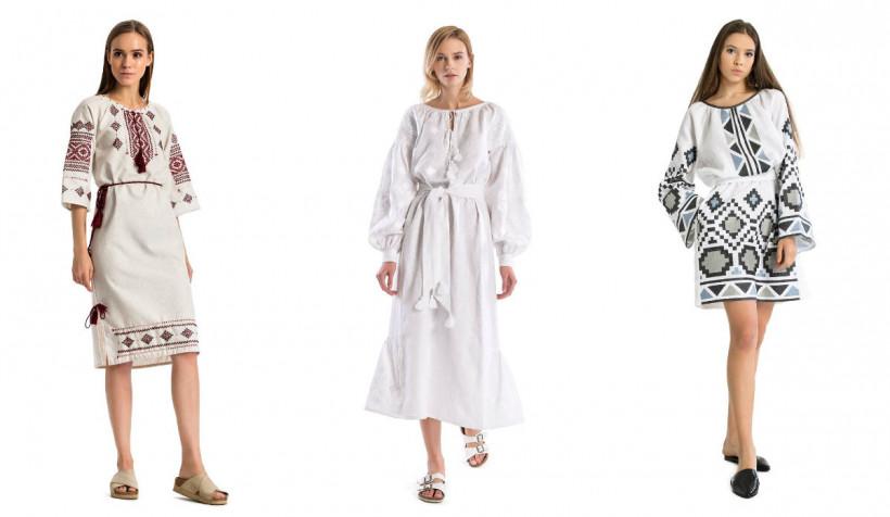 Этно-платье