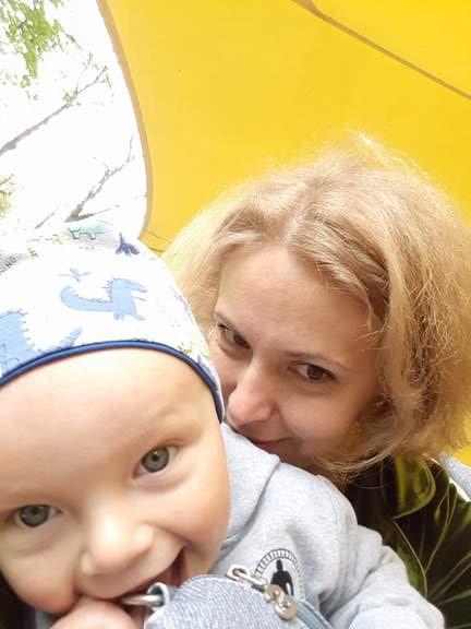 Анна Малицкая - блогер и мама двоих детей