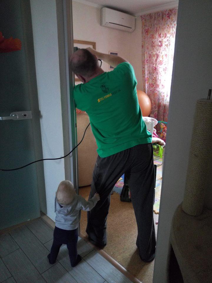 тато і Мишка