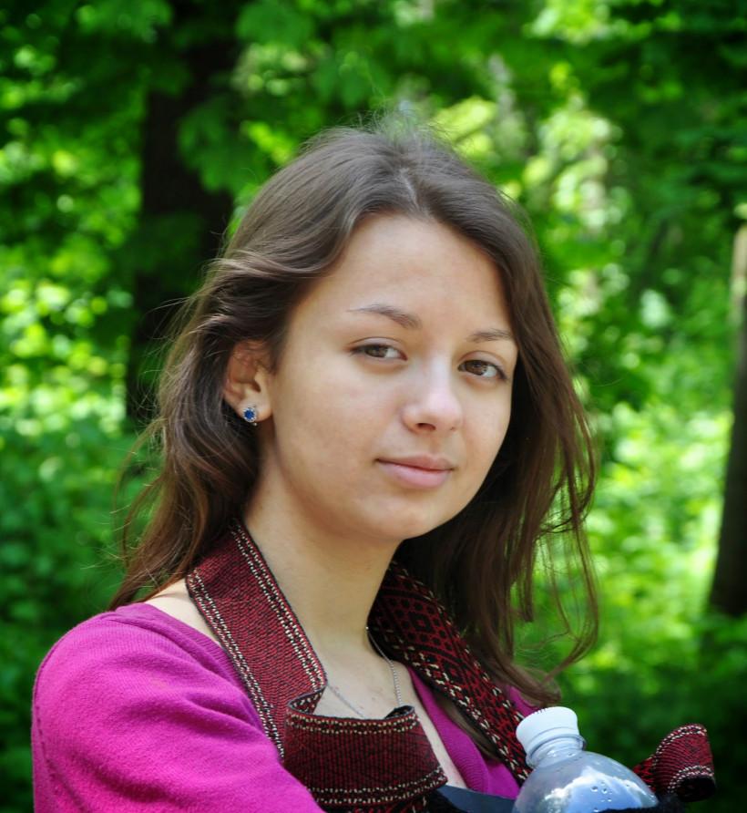Дочь Михайла Войчука