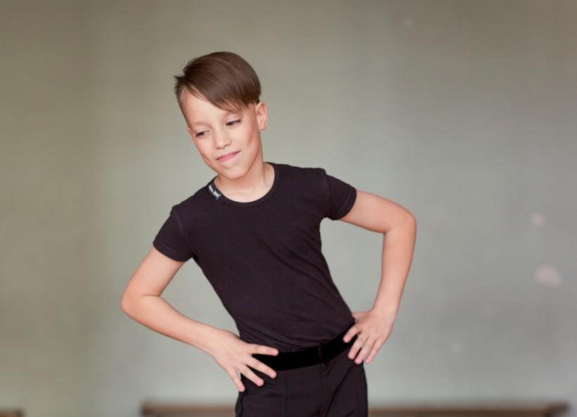 Илья - танцор Маленькие взрослые