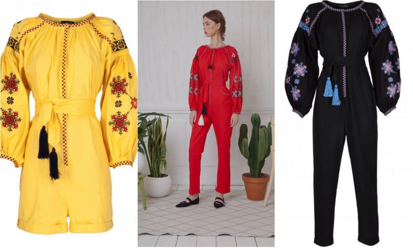 Комбінезон від Varenyky Fashion