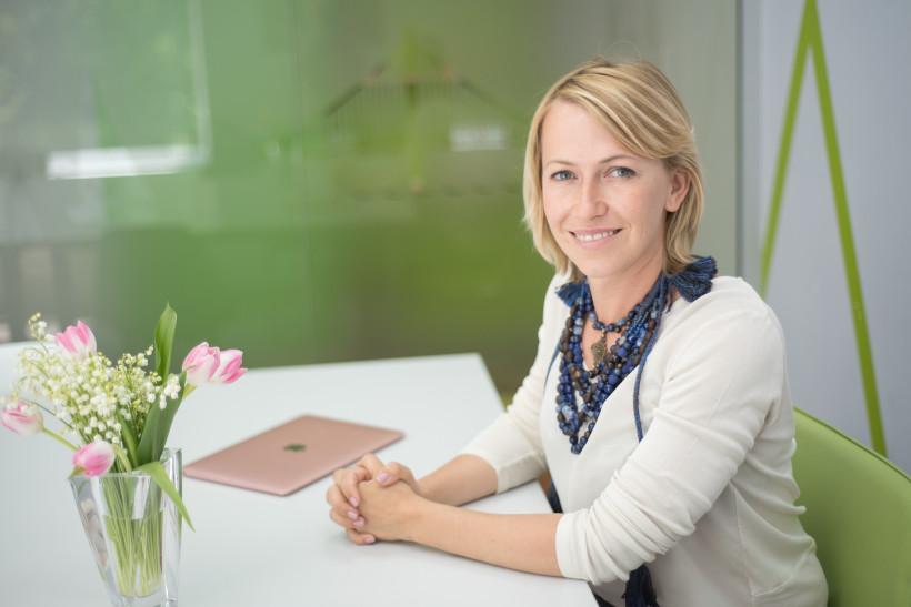 Наталия Тарченко - основательница альтернативной школы TEC